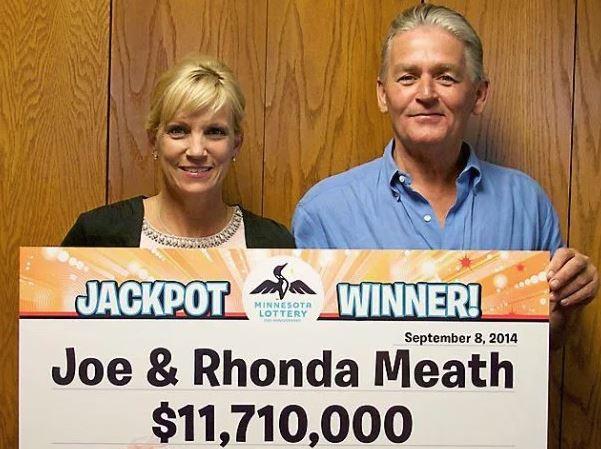gagné à la loterie américaine