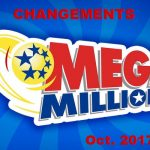 Les changements Mega Millionsd'oct. 2017 !